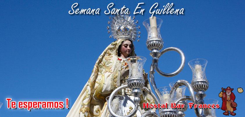 Semana Santa en Guillena